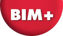 BIM Plus Logo